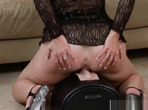 Mom son massage porn