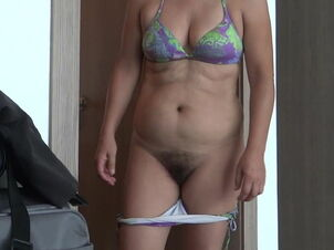 My wife naked video