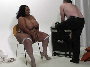 Cheating ebony bbw