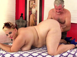 Mature sensual massage