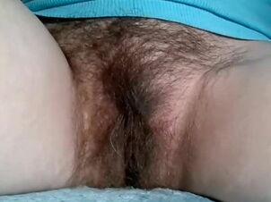Mom showed me her pussy