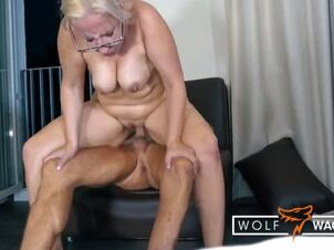 Milfs eating cum